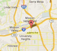map of mission valley office locations